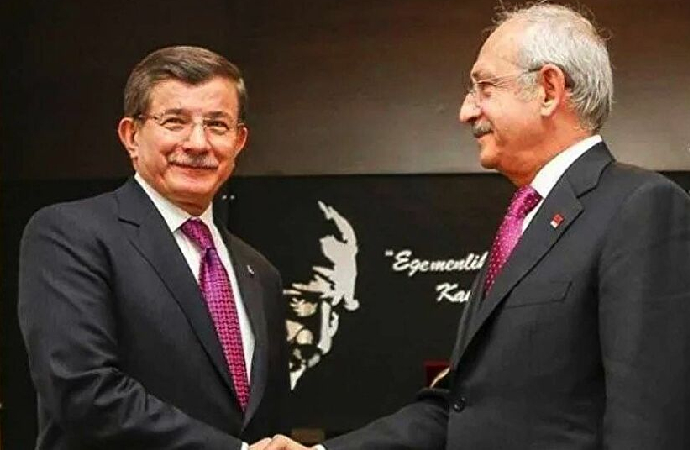 Kılıçdaroğlu'nun Davutoğlu ziyaretinde neler konuşuldu?