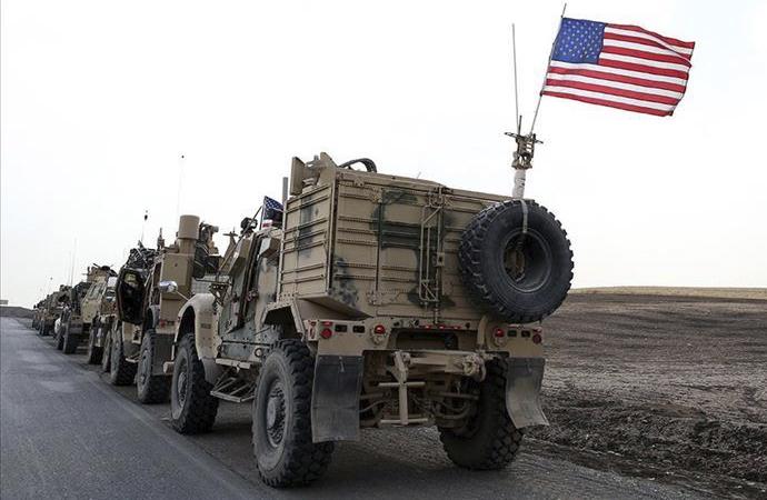 Amerikan ordusundan Suriye'nin kuzeydoğusuna sevkiyat