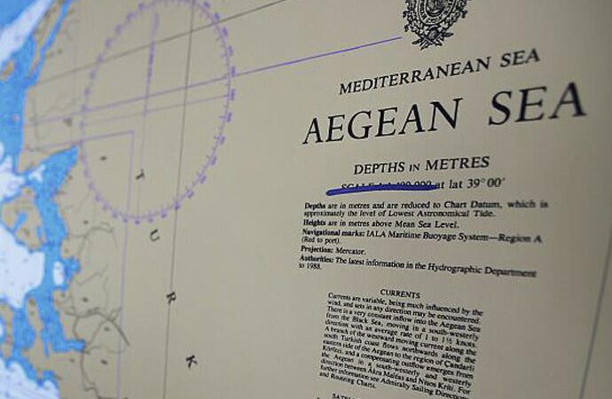 Yunanistan'ın 'Sevilla haritası'na ABD'den yorum
