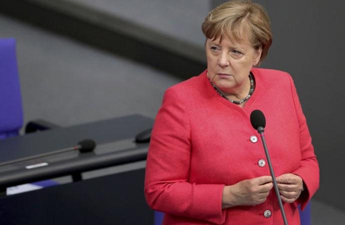 Almanya Başbakanı Merkel: Birleşmiş Milletler'de reformlara ihtiyacımız var