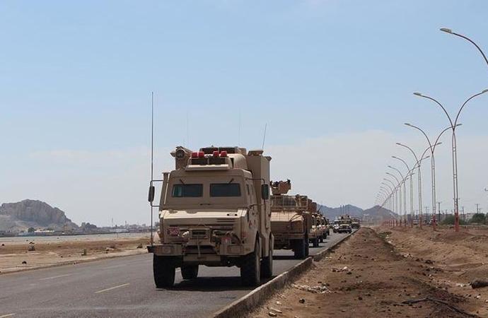 BAE, Sokotra adasında askeri üs inşaatına başladı