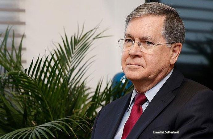 Eczacılar Birliği Başkanından Amerikan Büyükelçisine yanıt