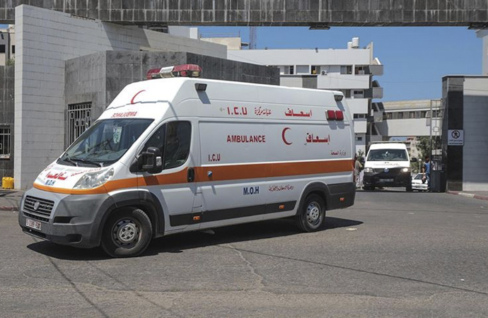 Mısır ordusunca öldürülen iki Filistinli balıkçının naaşı teslim edildi