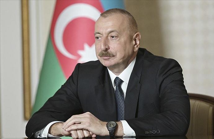 Aliyev'den 'ulusa sesleniş' konuşması: Düşmana gereken cevap verildi
