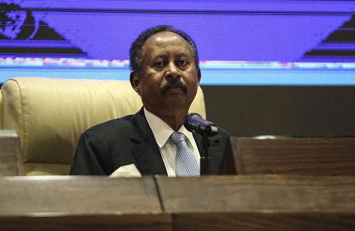 Sudan'dan Trump yönetimine ve ABD kongresine övgü