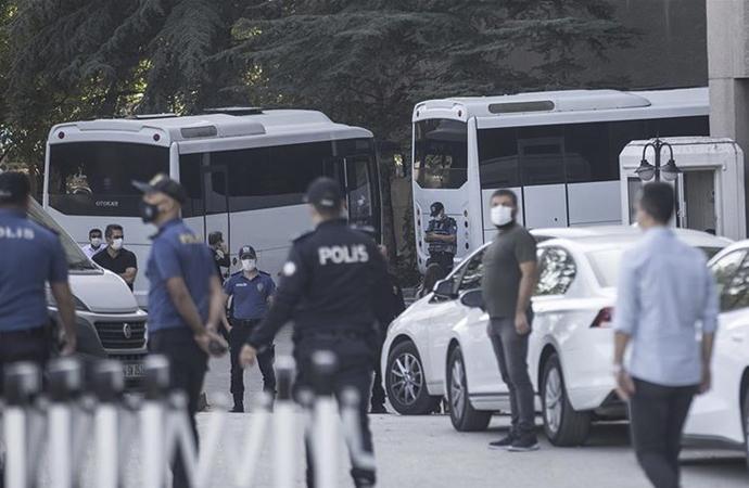 Kobani eylemleri şüphelilerinin gözaltı süreleri uzatıldı