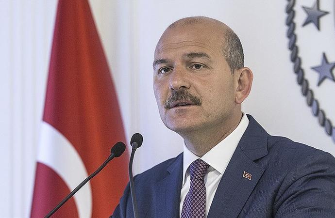 Bakan Soylu: DEAŞ'ın sözde Türkiye emiri tutuklandı
