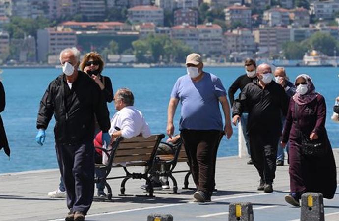 İstanbul'un yaşlı nüfusu 61 şehri geride bıraktı