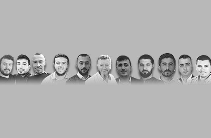Geçtiğimiz hafta gözaltına alınan Hizbut Tahrir mensuplarından 11'i tutuklandı