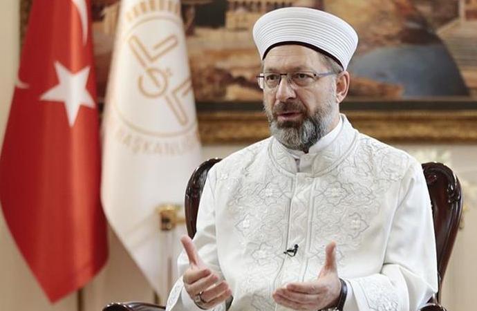 Diyanet'ten 'Fatih Nurullah' açıklaması: Şeref yoksunu, hain, zalim…