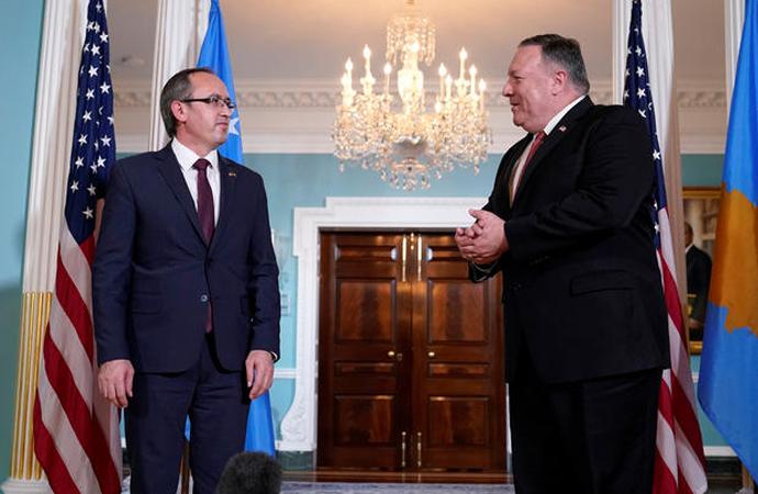 Trump, Hoti ile görüşüp Netanyahu'yu aradı: Kosova İsrail'le normalleşecek!