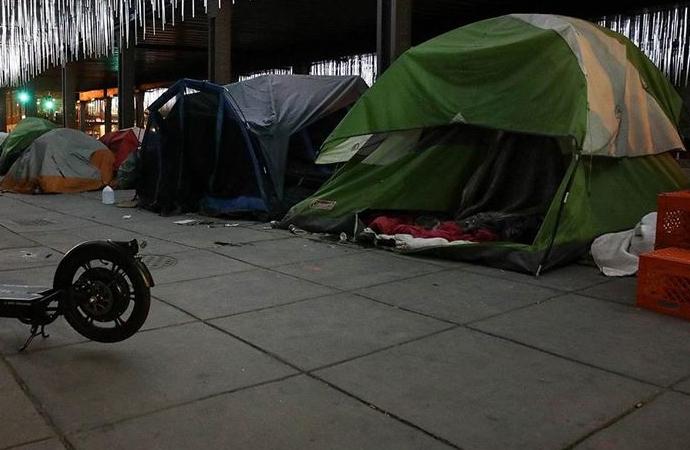 Dünyada 100 milyondan fazla kişi evsiz yaşıyor
