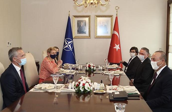 Stoltenberg: Türkiye çok değer verdiğimiz bir müttefik