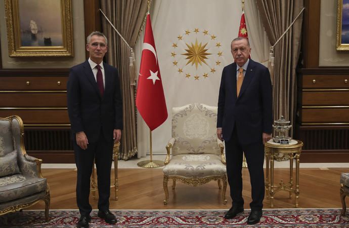 """Erdoğan: """"NATO inisiyatifini destekliyoruz"""""""