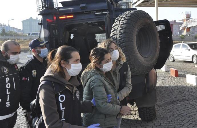 PKK/KCK operasyonunda, arasında HDP'lilerin de olduğu 19 kişiye gözaltı