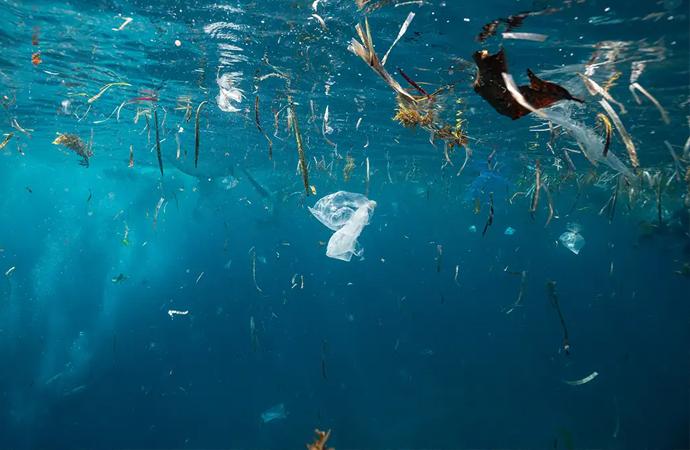 Okyanusların tabanında milyonlarca ton mikro-plastik atık