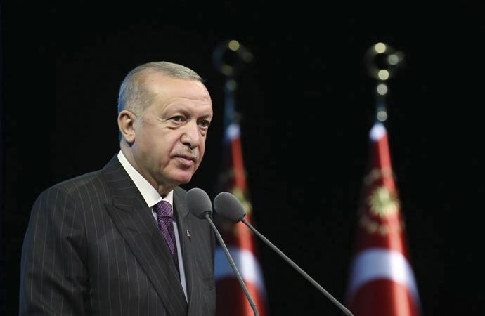 Erdoğan: 'Hakk'ın hatırını, üç günlük dünya hayatında feda etmeyiz'