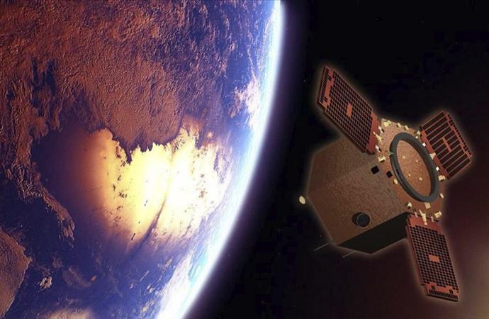Dünya yörüngesinde 2 bin 600 aktif uydu bulunuyor
