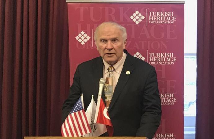 ABD'li Cumhuriyetçi vekil: Türkiye, ABD için her zaman çok önemli bir müttefik olmuştur
