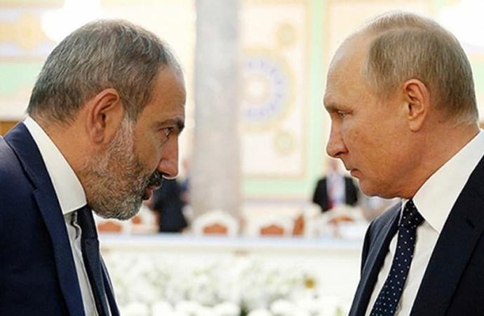 Rusya, Paşinyan'ı gözden çıkardı mı?