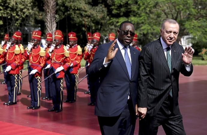 Türkiye'nin Afrika politikası: Açılımdan 'nüfuz arayışına'