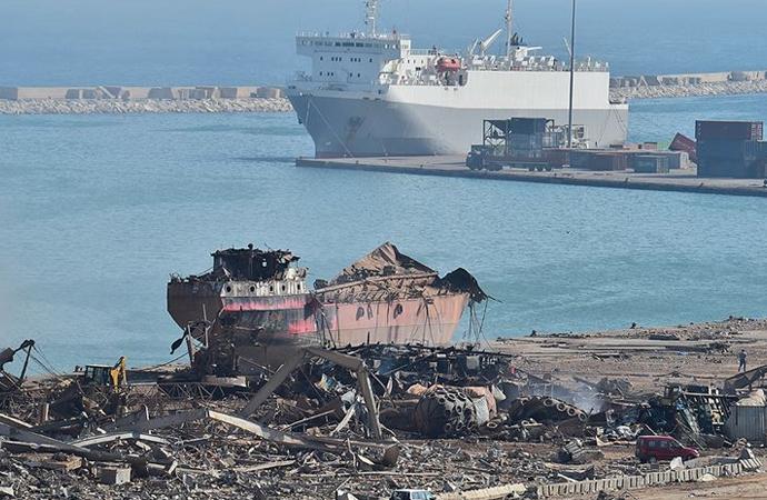 Beyrut Limanı ağırlığını İsrail'in Hayfa Limanına mı kaybediyor?