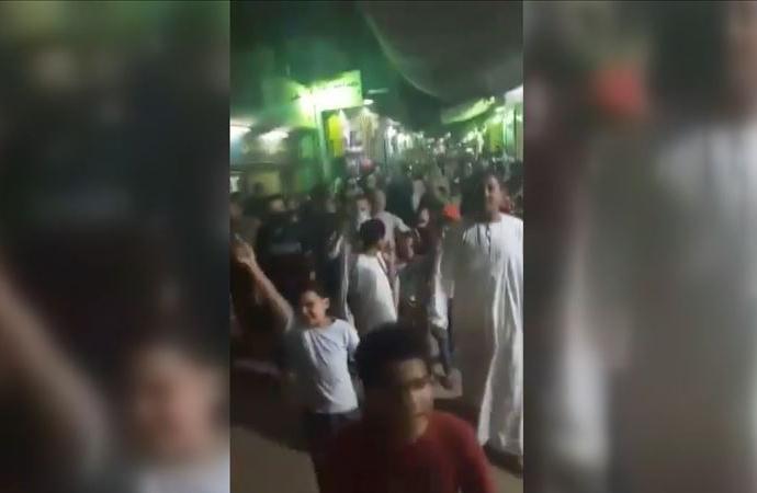 20 Eylül'den bu yana Mısır'da yaklaşık 2 bin kişi gözaltına alındı