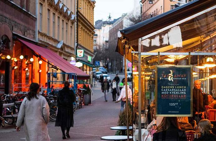 İsveç'te tecavüz oranlarının yüksekliğine rakamsal savunma!