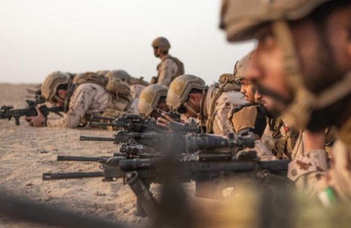 BAE askeri doktrini: Sahne ve rol arasında bir tercih matrisi