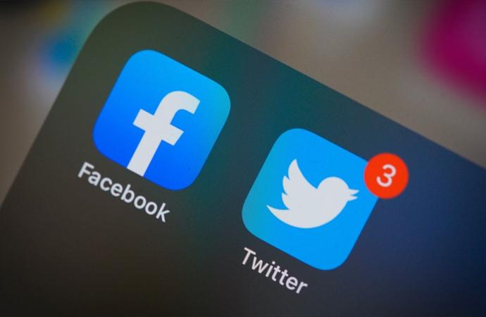 Trump'tan Twitter ve Facebook tanımı: 'Demokrat Partinin ve radikal solun üçüncü kolu'