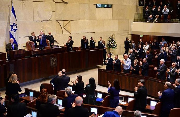 BAE-İsrail anlaşması İsrail meclisinden geçti