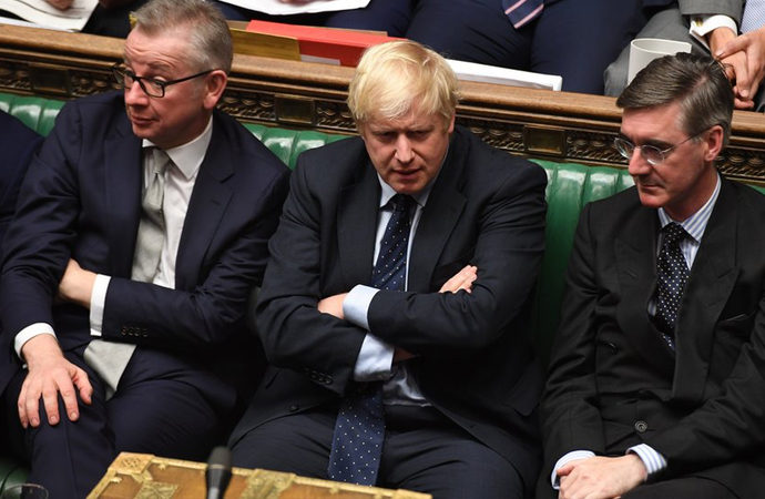 """İngiltere """"Anlaşmasız Brexit""""e hazırlanıyor"""
