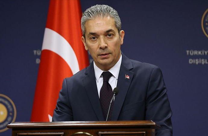 Avrupa Birliği'ne yanıt: Tehdit dilinin Türkiye'ye karşı işlemeyeceği bilinmelidir