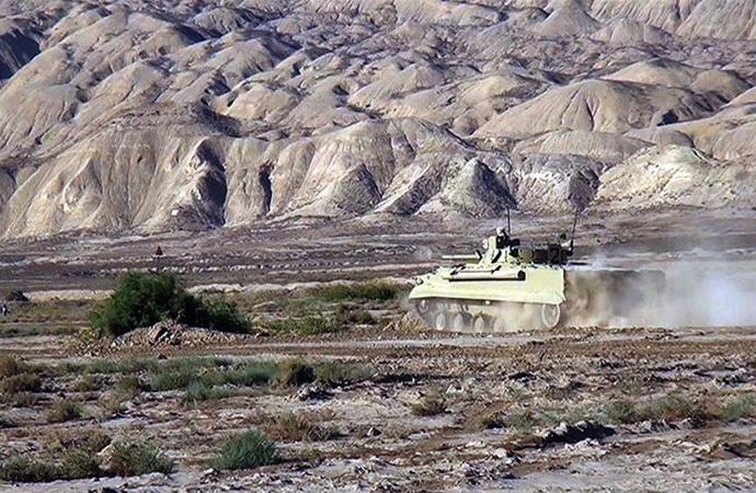 Azerbaycan Savunma Bakanlığı: Cephe boyunca operasyonel avantaj bizde
