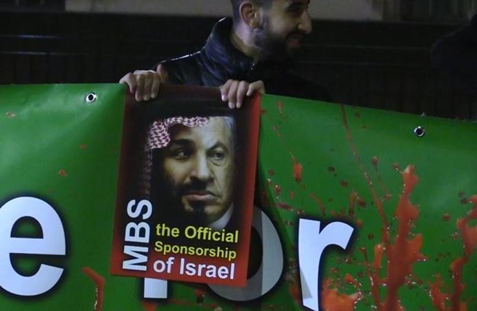 Muhammed Bin Selman İsrail'le anlaşmanın alt yapısını mı hazırlıyor?