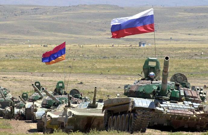 'Yenilmez Ermenistan ordusu' imajı yok edildi!