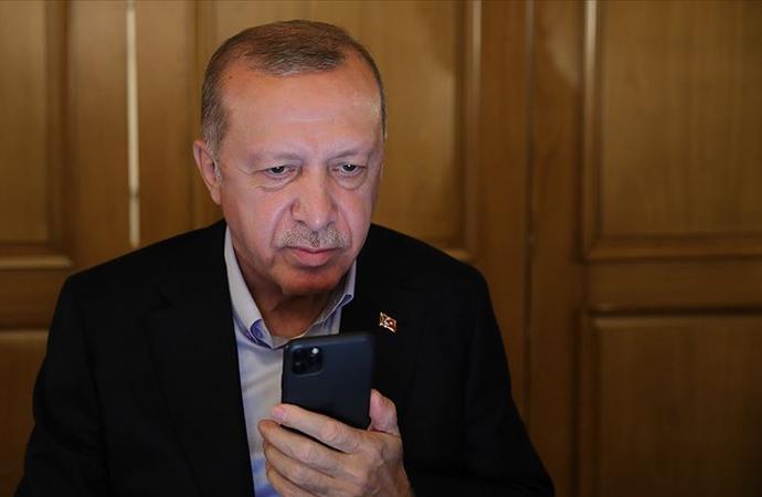 Erdoğan: Kıbrıs Türkü 'demokratik olgunluğunu' ispatladı