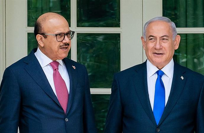 İsrail'le Bahreyn arasında diplomatik ilişkiler resmen başladı