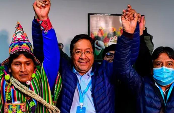 ABD darbesinin ardından ilk seçimlerde Morales'in zaferi