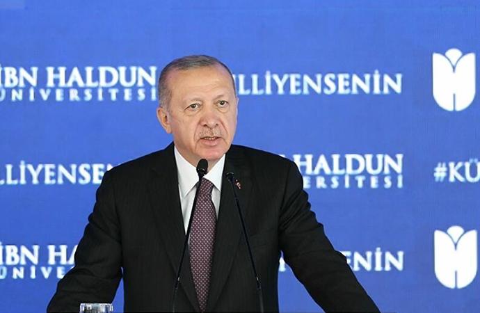 Erdoğan: Fikri iktidarımızı hâlâ tesis edemedik