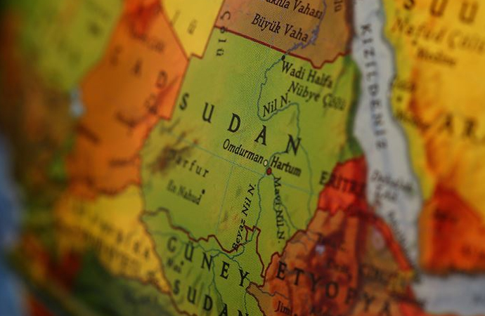 İsrail'le anlaşma için Sudan'da ilk adım atıldı!