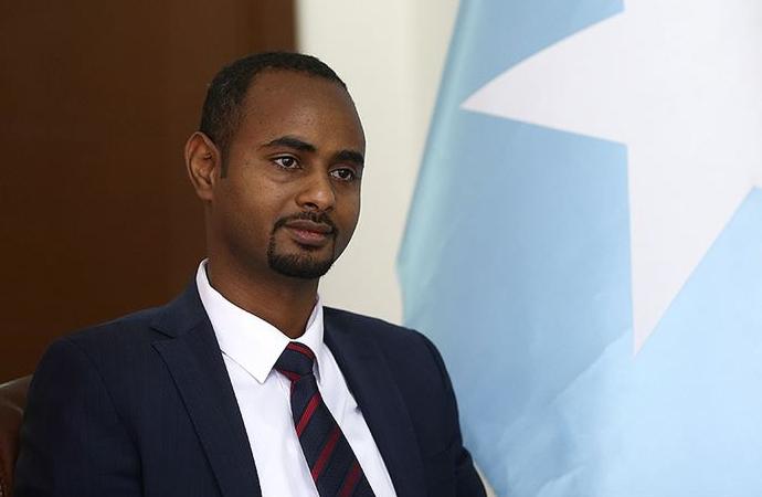 Somali kabinesine Türkiye'de eğitim gören Adalet Bakanı