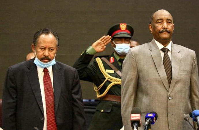 Sudan, ABD'nin istediği 335 milyon doları transfer etti