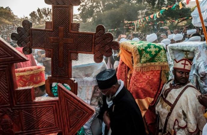 Etiyopya'da Müslümanlar 'Hristiyan devlet' anlayışının değişmesini istiyor