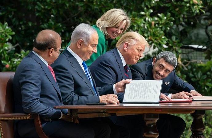 ABD ve BAE'den 'Stratejik Diyalog Çalışması'