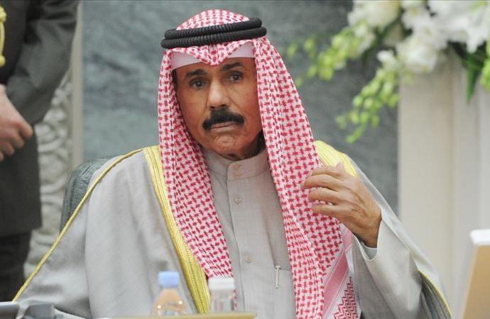 Kuveyt Emiri Nevvaf: Merhum Emir Sabah'ın yolundan gideceğiz