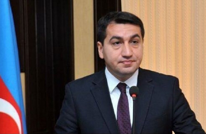 Hikmet Hacıyev: PKK'lılar Ermenistan'ın ilk savunma hattında görevlendiriliyor