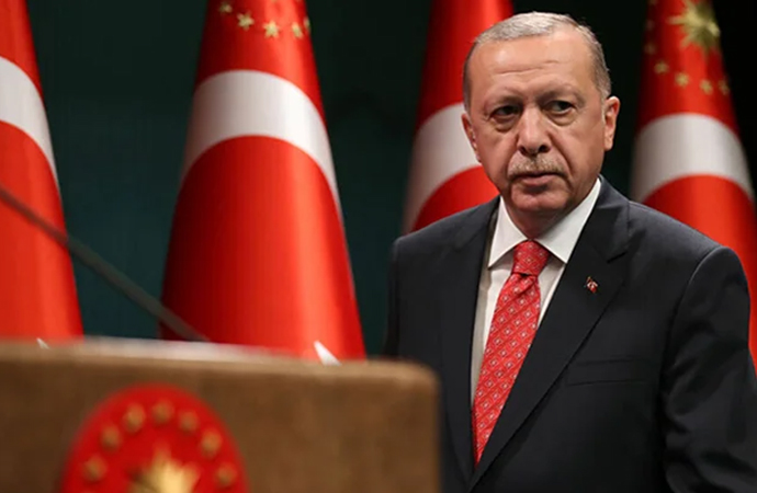 Cumhurbaşkanı Erdoğan'ın maaşına zam! İşte 2021'de alacağı ücret