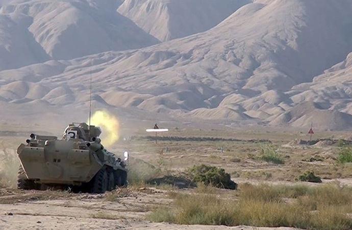 Azerbaycan ordusu, bu gece önemli arazi ve tepeleri işgalden kurtardı