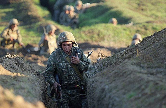 Ermenistan ateşkes istedi, Azerbaycan 'işgali sonlandır' dedi
